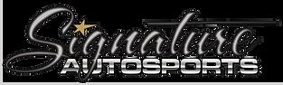 Signature Autosports Logo Transparent Ba