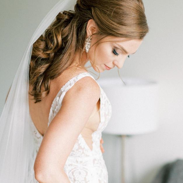 Bridal Hair & Airbrush Makeup
