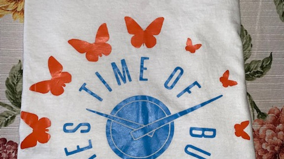 Time Of Butterflies Tee