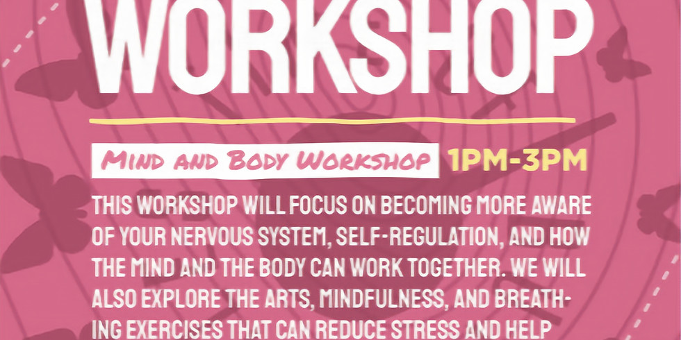Mind & Body WorkShop