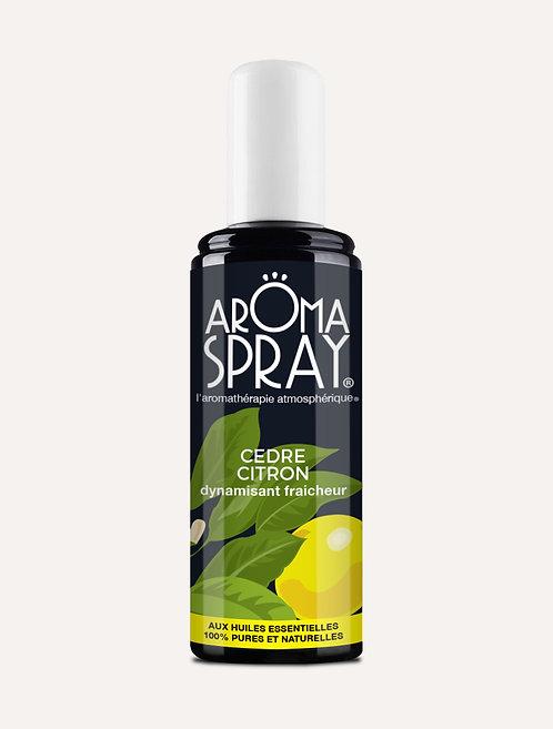 Aromaspray Cedre Citron