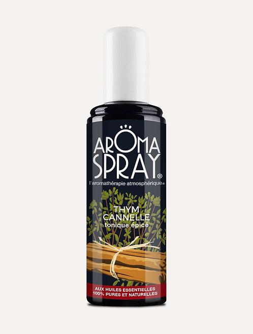 Aromaspray Thym Cannelle