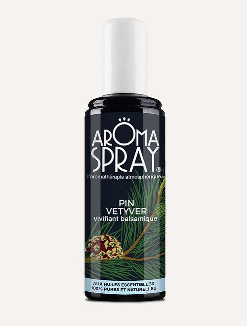 Aromaspray Pin Vetyver