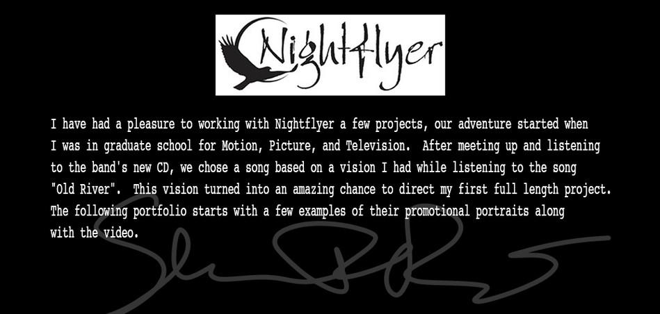 Nightflyer Project