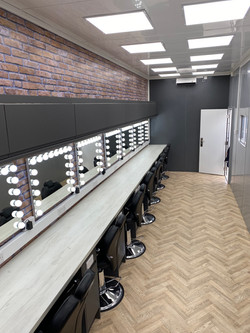 Industrial Style Make up Trailer