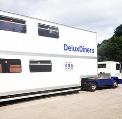 Delux Diner External (side)