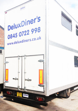 Delux Diners Rear