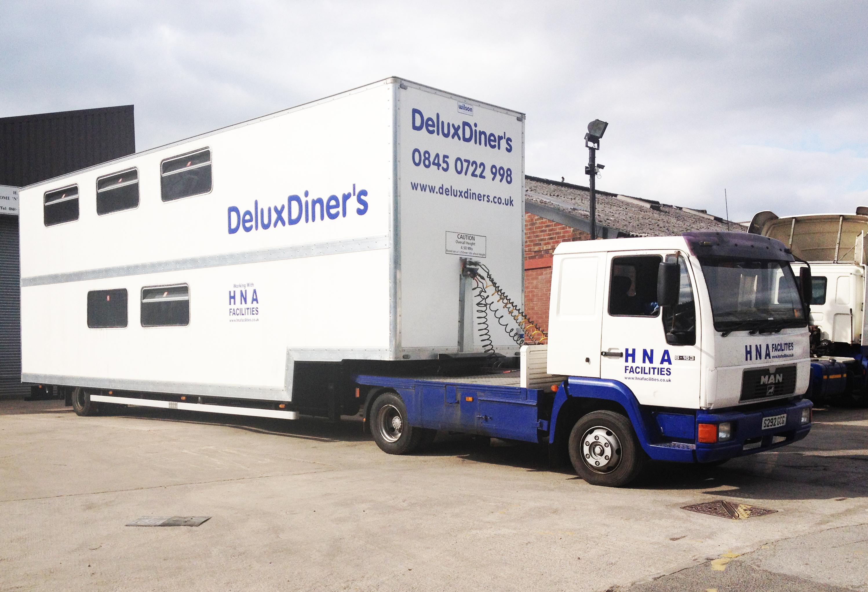 Delux Diner External