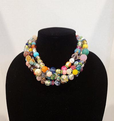 Multicolor Zeta