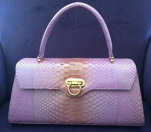Genuine Exotic Skin Designer Inspired Handbag