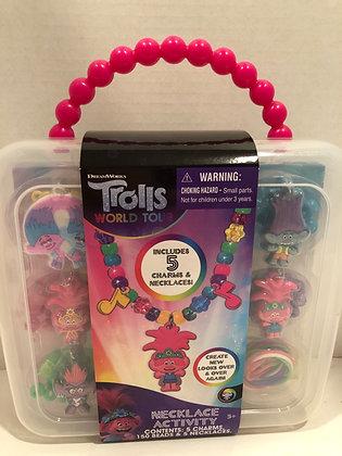 Trolls. World Tour Necklaces