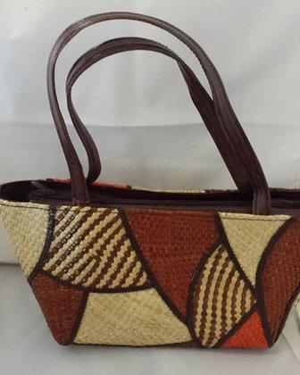 Burri And Buntal Handmade Bag