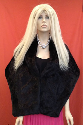 Rachel  Zoe-Faux fur, shawl