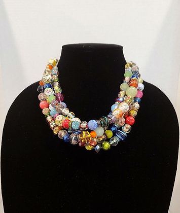 Zeta Elisel Jewels Multi Neck