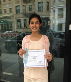 Ananya - Honorable Mention