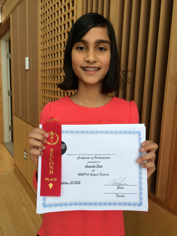 Ameesha - 2nd Place