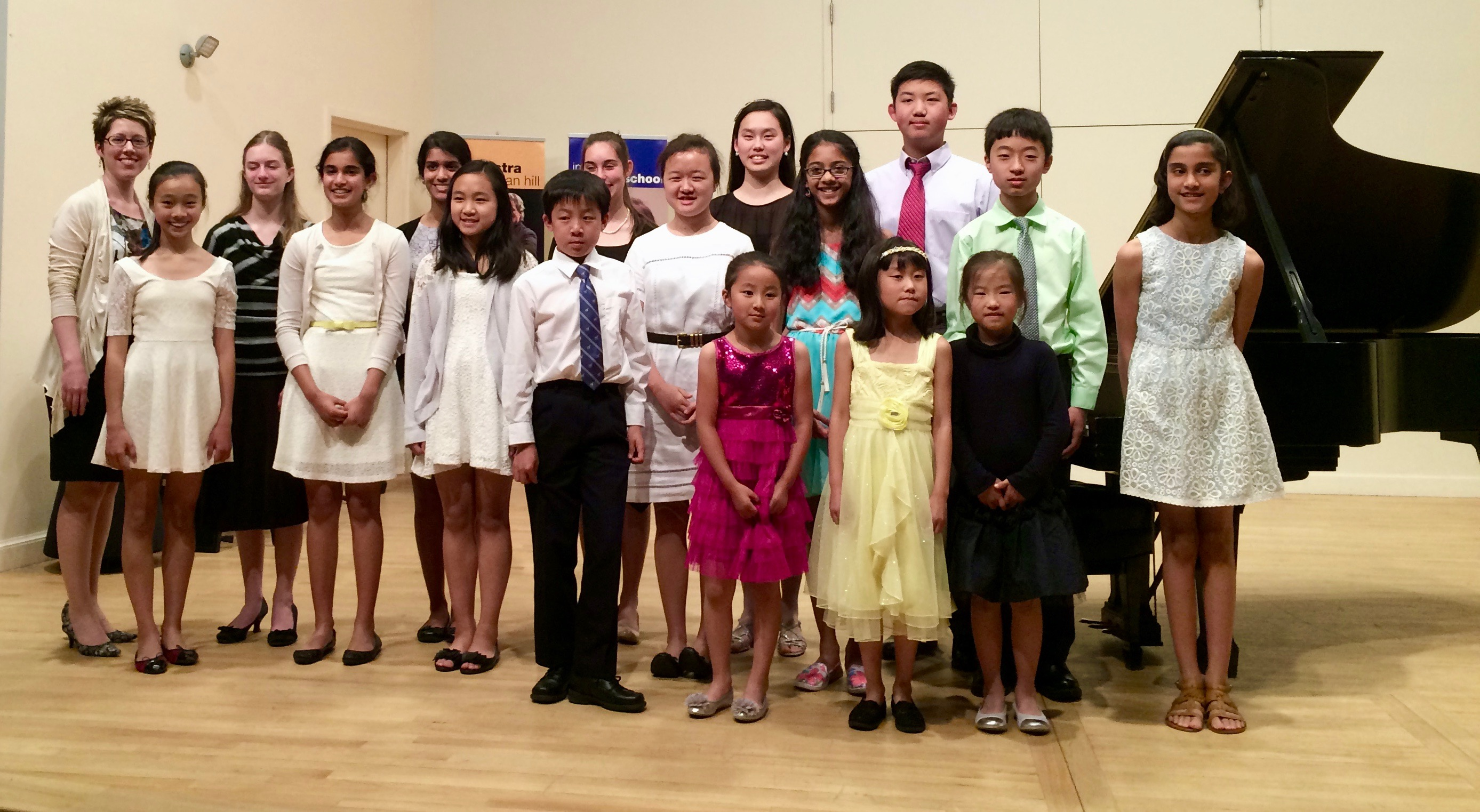 2015 June Recital @ Indian Hill