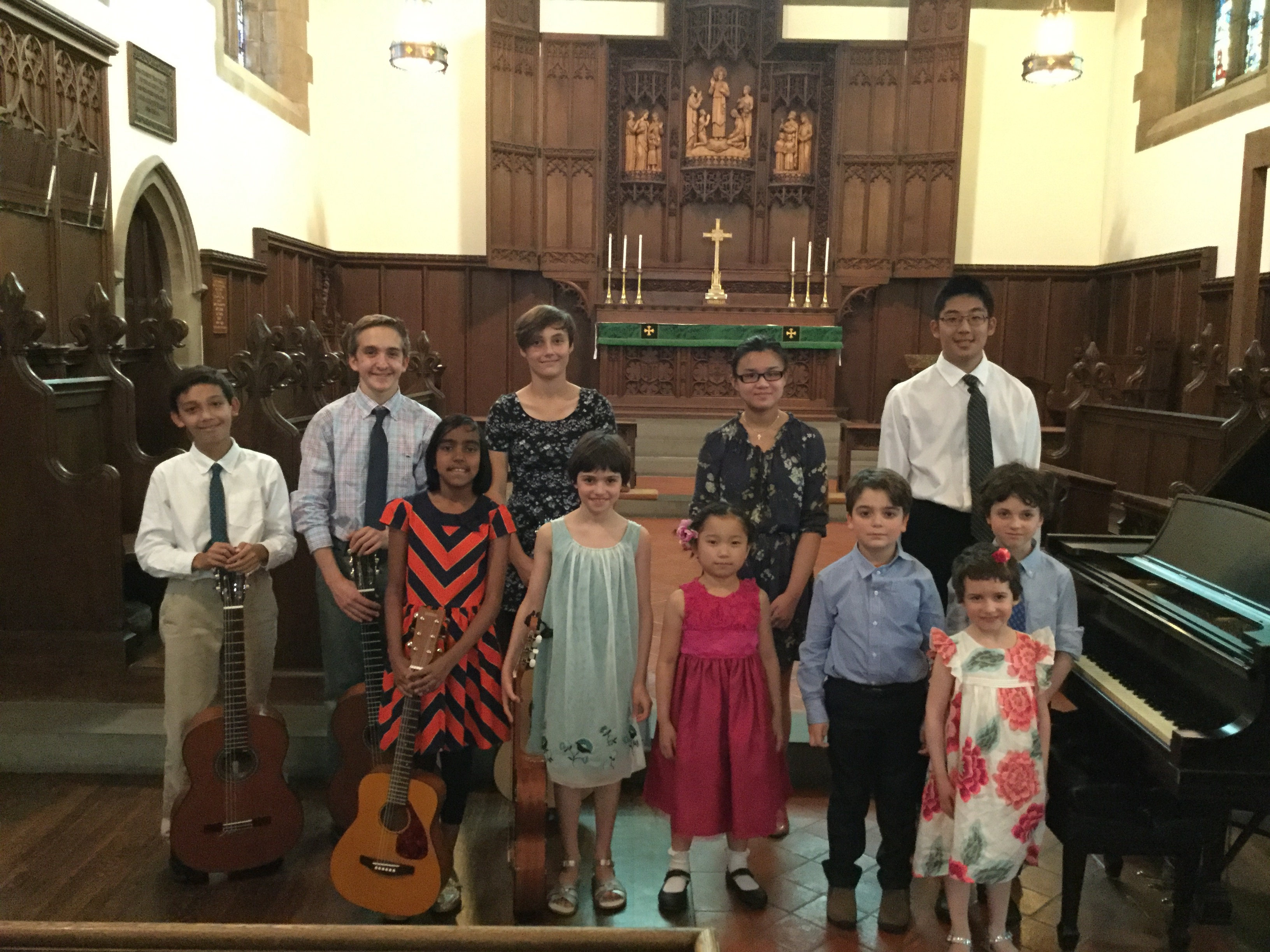 Piano & Guitar Recital 2017