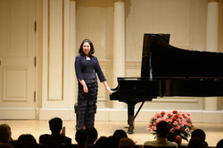 Lee @ Weill Hall, Carnegie Hall, NYC