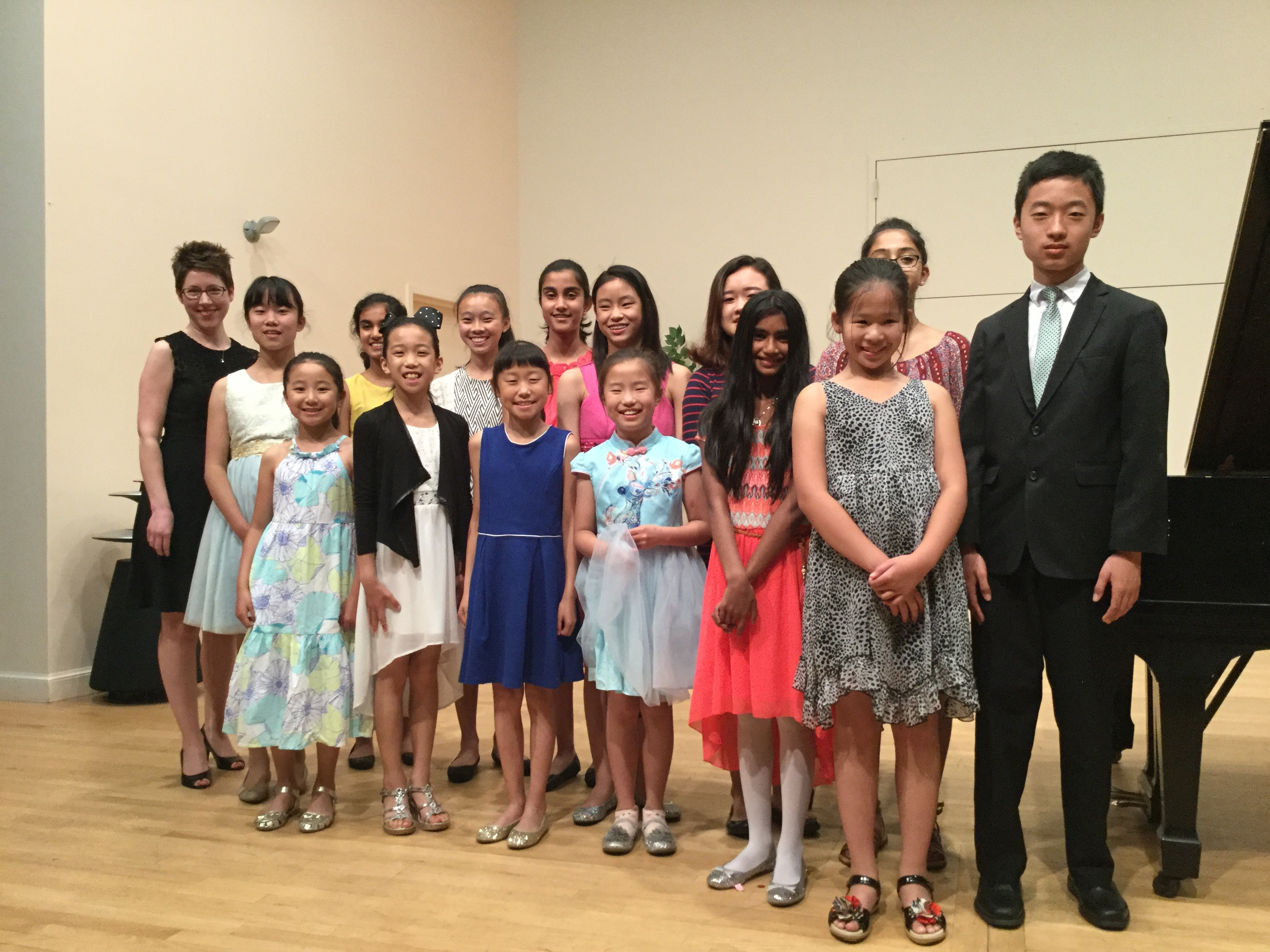 Indian Hill Spring Recital 2017