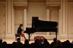 Ananya @ Carnegie Hall
