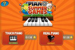 Piano Summer Games