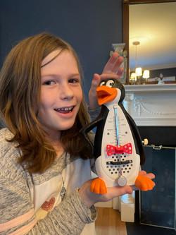 penguin metronome