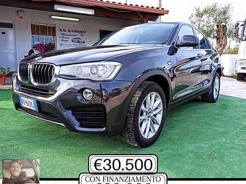 BMW X4 xDrive20d Business Advantage - ANNO 07/2017