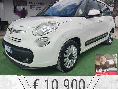 FIAT 500L Pop Star 1.3 MJT - ANNO 07/2016