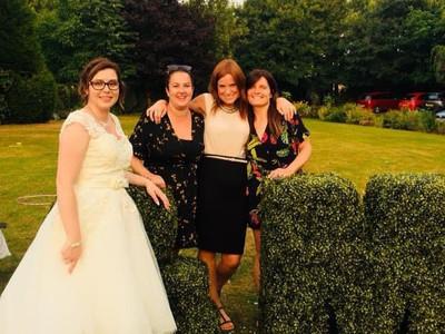 3 Brides on 1 Day!