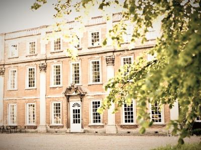 Hinwick House - where I got married x