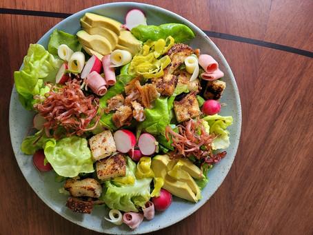 BIG Salad Inspo