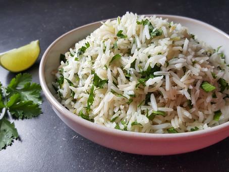 Cilantro Lime Rice