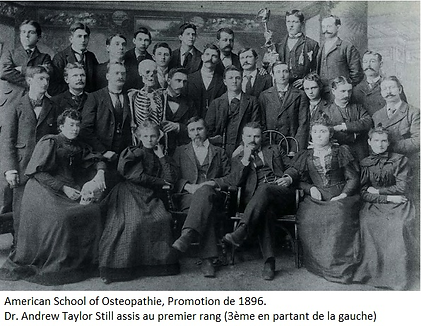 Andrew Taylor Still American School of Osteopathie