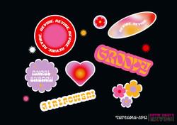 Sticker Pack- FInal