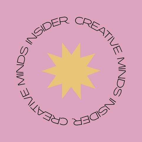 Creative minds insider