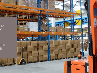Booming Warehouse? Time to Ramp Up Safety Efforts