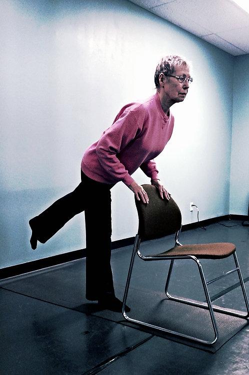 Chair Yoga-- Tuesdays, starting 3/3/20