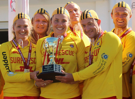 QLD State Surf Rescue Championships