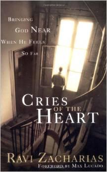 Cries Of The Heart Ravi Zacharias Author