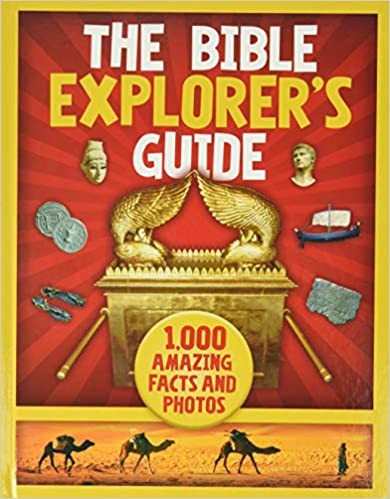 BIBLE EXPLORERS GUIDE CHILDRED AGE 6 UP