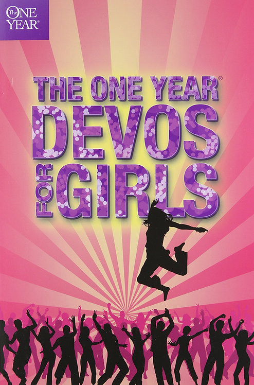 1 Year Devos for Girls Children 192