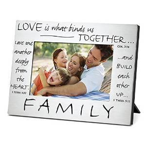 Photo Frame Family 17007 Metal
