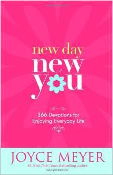 New Day  New You  Joyce Meyer Hardcover