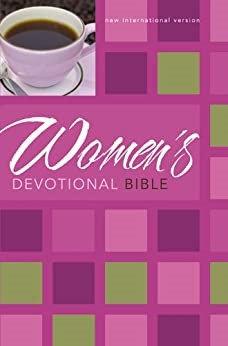 BIBLE NIV WOMENS DEVOTIONAL Hard Cover  8.5 PT