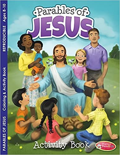 Parables of Jesus Activity Book