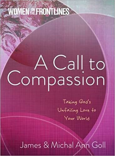 CALL TO COMPASSION JAMES GOLL BIOGRAPHY
