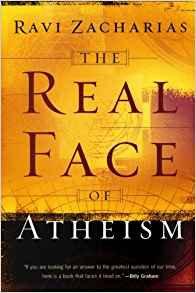 Real Face of Atheism Ravi Zacharias Author