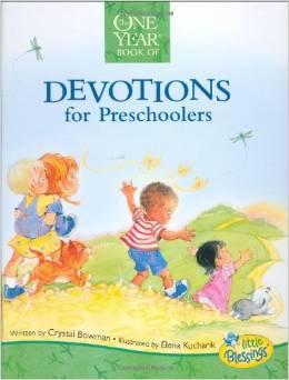 1 Year Devotions for Preschoolers Children 402