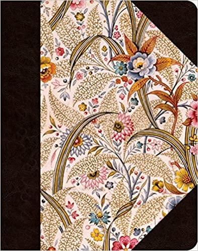 BIBLE ESV JOURNALING 250 Hard Cover SINGLE COLUMN 7.5 PT